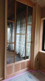 旧家建具の施工実績
