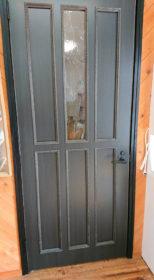 山口市ドアの施工実績
